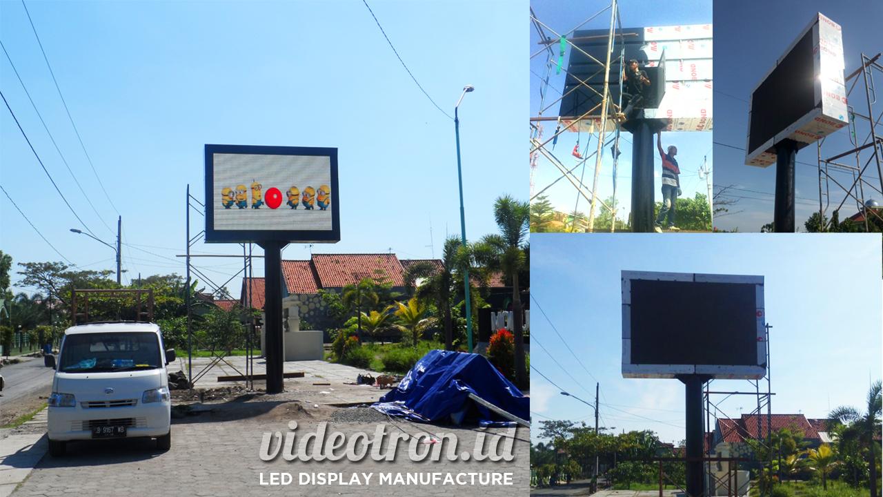 pembuatan videotron indonesia