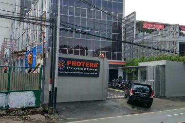 Pembangunan Videotron di Protera Protection