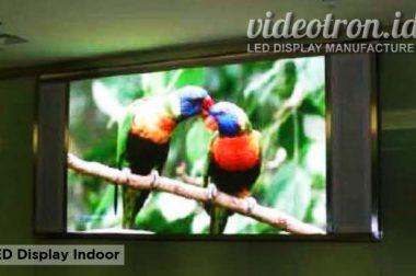 Perbedaan Videotron dengan Monitor LCD