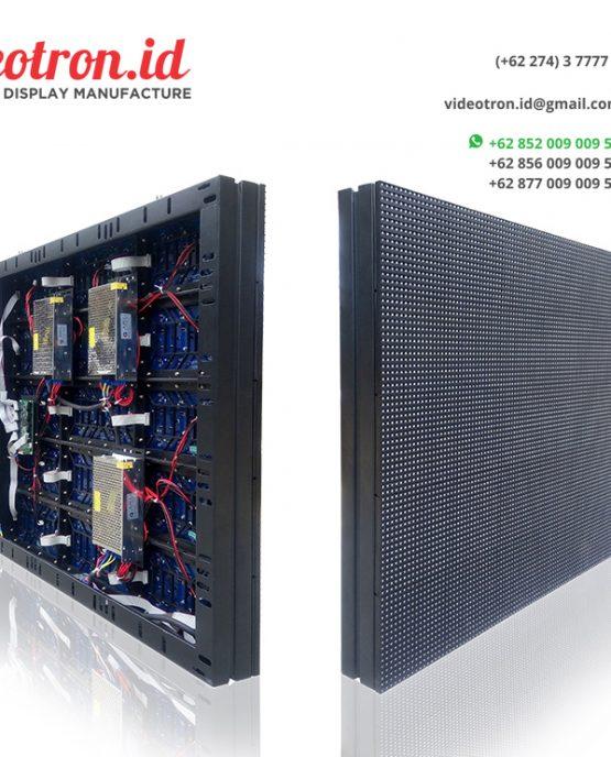 simple cabinet, videotron p10 SMD, videotron indonesia, jual videotron