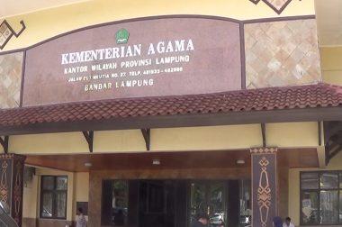 Pengadaan Videotron untuk Kementrian Agama Lampung.
