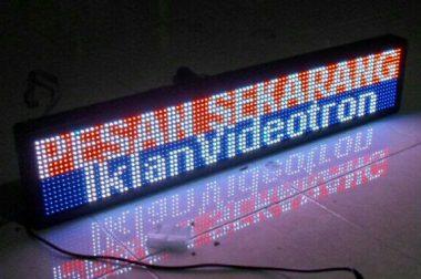 Mengapa Harus Membeli LED Sign?