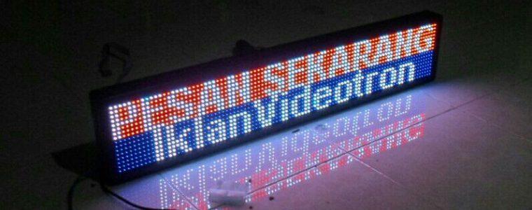 Mengapa Harus Membeli Led Sign Videotron Indoneisa