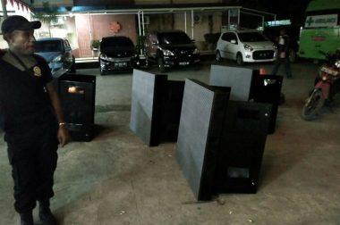 Update Pembangunan Videotron RSUD Jayapura