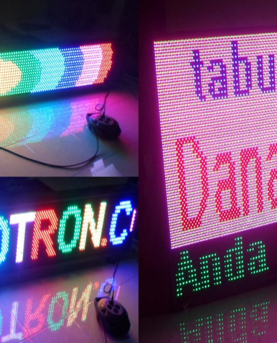running text, module p10, led dsiplay, led screen, outdoor digital,