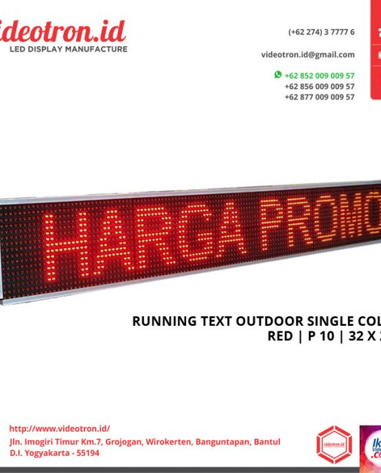 led display, runnnig text, led p10, power supply, controller led, led modul, led display