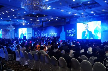 BEKRAF Developer Day di Yogyakarta